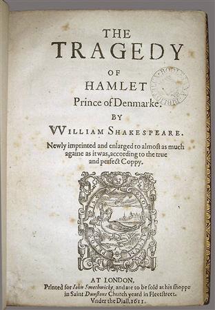 Shakespeare's complete quartos go online