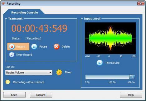CyperPower Audio Editing Lab