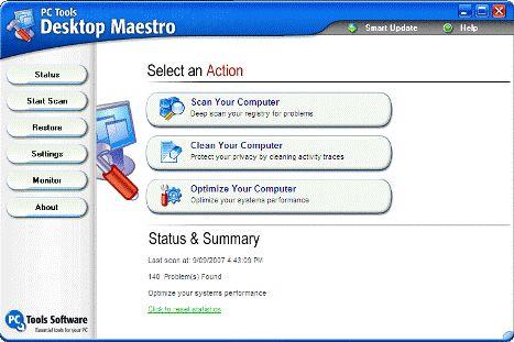 Free Desktop Maestro