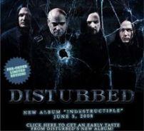 Disturbed Indestructible Album