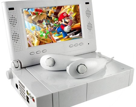 Wanna play your lovely Nintendo Wii games wherever you are?