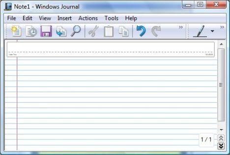 windows note