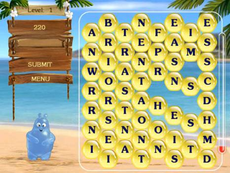 Aqua Words Free Game