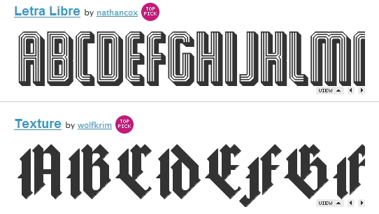 Design TipandTrick Fonts Online With FontStruct Font Builder