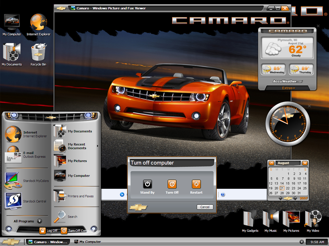 stardock themes for windows 7