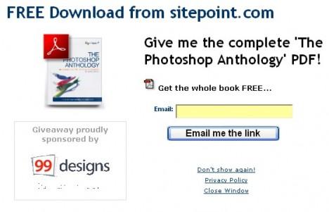 Free eBook of PhotoShop Anthology