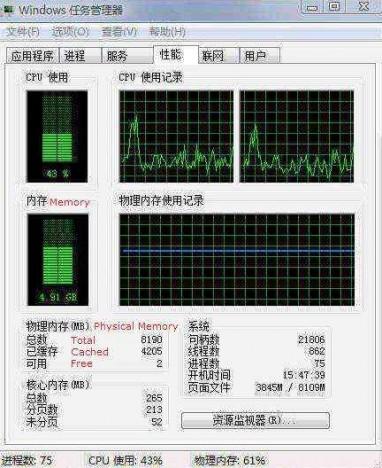 32-bit Windows Vista (x84) 4GB Memory Hack