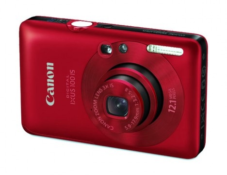 canon 39 s new slimmest digital camera ixus 100 is tip and trick. Black Bedroom Furniture Sets. Home Design Ideas