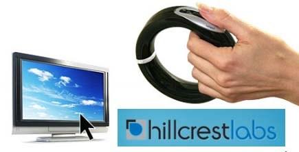 Hillcrest Labs Loop Pointer