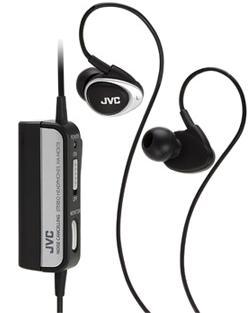 JVC HA NCX78 noise cancelling headphones