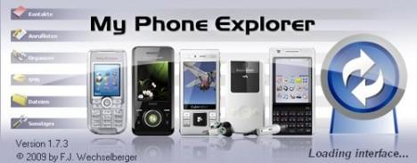 My Phone Explorer