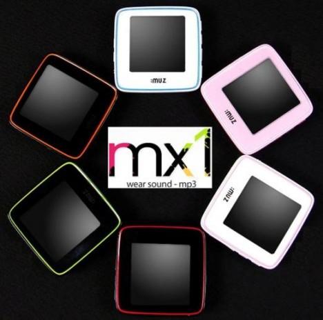 imuz mx1 wear sound colours