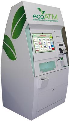 ecoATM kiosk