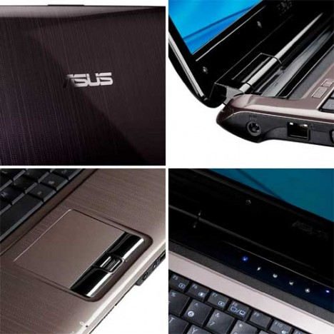 Asus N51 Series Photos