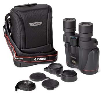 Canon 10x42L IS WP Casing