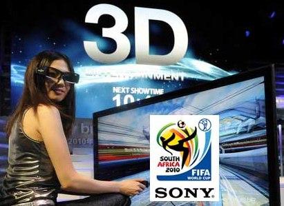 Sony FIFA 3D