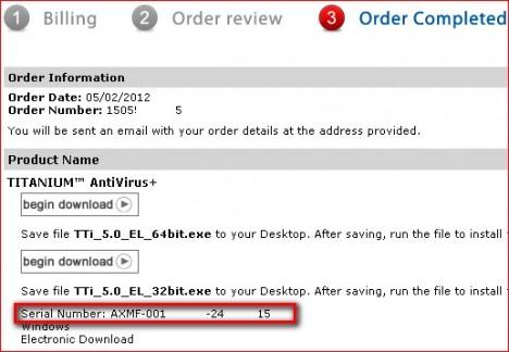 Trend Micro Titanium AntiVirus Plus 2012 Free 12 Months License Serial Key - Tip and Trick