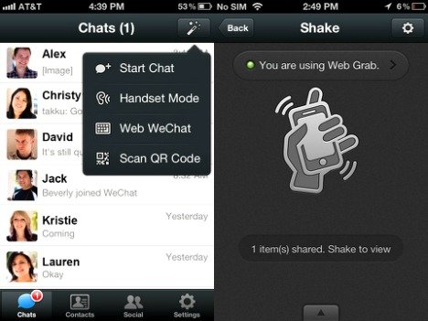 WeChat Free Text or Voice Messages Free Download (No Invite