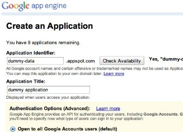 How To Sign Up Google Apps For Free dummy
