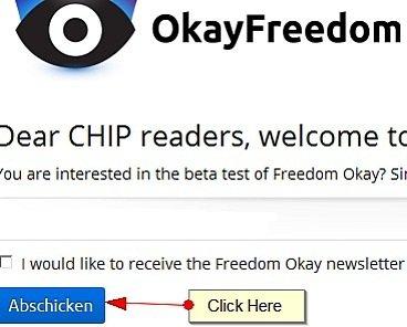Okayfreedom Vpn 1 Click