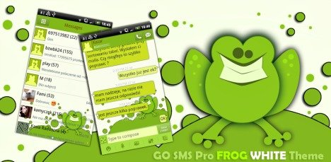 GO SMS Pro t