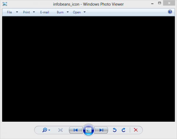 windows-photo-viewer-blank