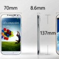 Samsung Galaxy S4 VS Galaxy S3 Features and Specs Comparison