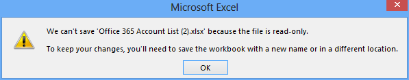 Unable to Save SharePoint Documents in Outlook