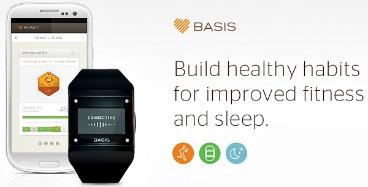 Basis Basis Fitness & Sleep Tracker