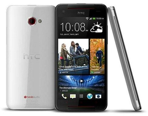 HTC Butterfly S with Stunning Dual Stereo Speakers BoomSound