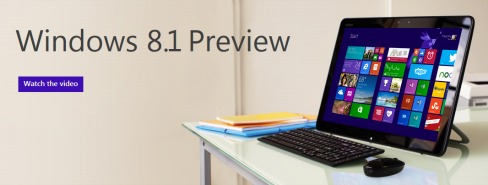 How To Download Windows 8.1 Preview For Free