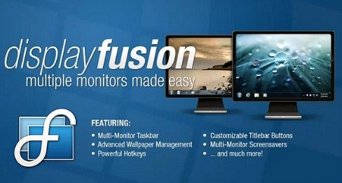DisplayFusion for Just $9