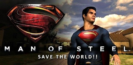 Man of Steel For Android and iOS Review and Tips 1