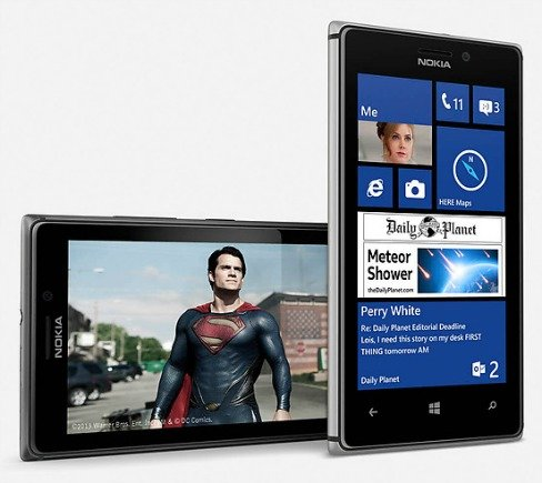 Nokia Lumia 925 Slim and Lightweight Smartphone with Pureview