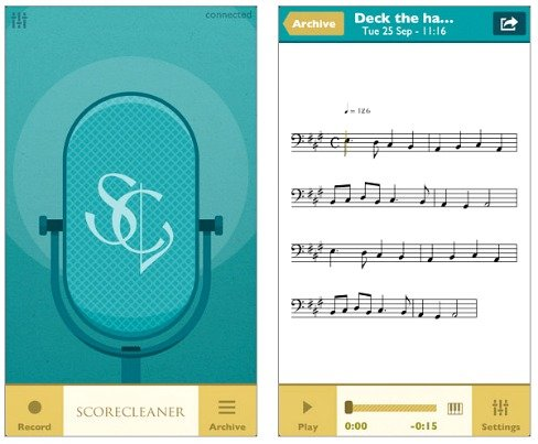 Now Everyone Can Write Music Like Beethoven - SCORECLEANER NOTES