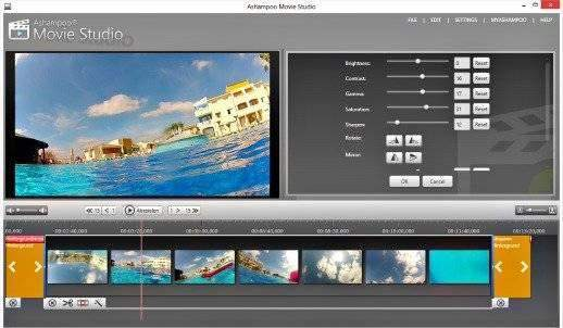 Ashampoo Movie Studio 2013 Free Download With Genuine License Serial Key