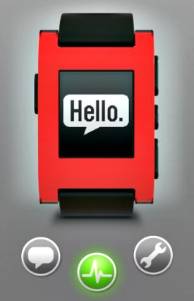 E-mail Alerts Setting On Pebble Smartwatch