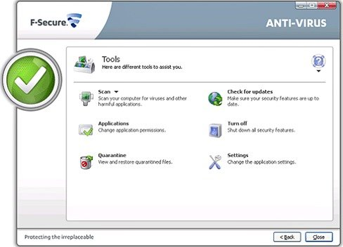 F-Secure Antivirus 2013 Free Download With Genuine License Key