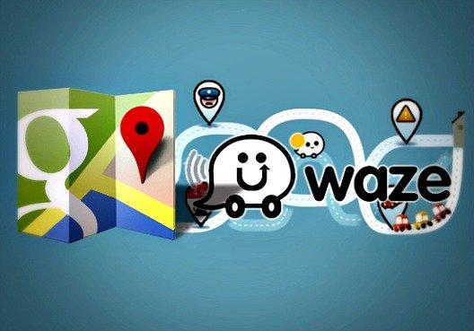 Google Maps Waze Crowdsourced Traffic Data to Apps Review