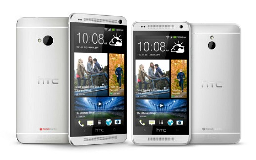 HTC One VS HTC One Mini Features and Specs Comparison