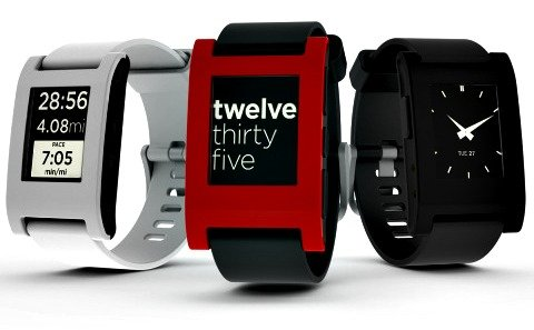 Pebble Smartwatch Review E-Paper Watch for iPhone and Android