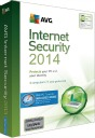 AVG Internet Security 2014 Box