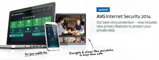 Download AVG Internet Security 2014 Free Offline Installer Direct Download Link