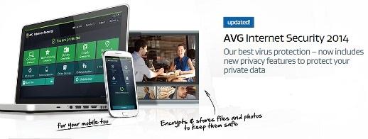 Download AVG Internet Security 2014 Free Offline Installer Direct Download Link