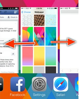 How to Force Close (Completely Exit) Apps On iOS 7