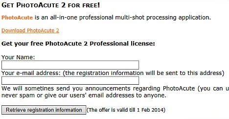 PhotoAcute Studio 2 Professional free