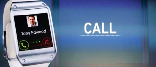Samsung Galaxy Gear Smartwatch With Blends Style and Tech Wizardry