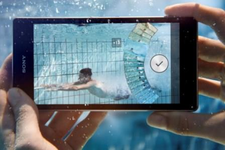 Sony Xperia Z1 Waterproof Smartphone With Stunning 20.7-megapixels camera