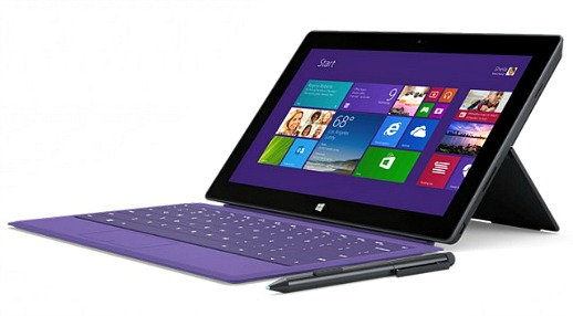 Surface Pro 2 With New Intel Haswell Chips