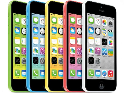 iPhone 5c Apple's Colorful Budget Phone With $100 on Contract